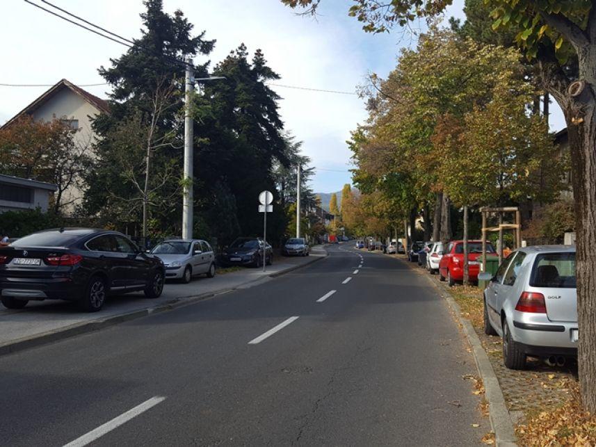 Zagreb, Srebrnjak, stanovi