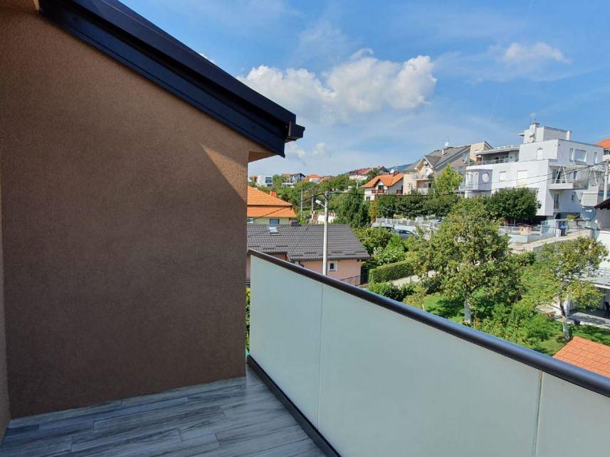 Zagreb, novogradnja na Remetama